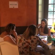 Partenaire et intervenante au salon Mademoiselle Violette à Orléans le 21/09/19